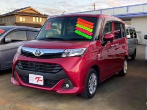 トヨタ タンク X S パワスライドドア ナビTV