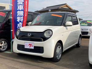 ホンダ N-ONE G 横滑り防止機能 スマキー 電格ミラー ベンチシート ABS