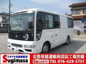 日産 シビリアンバス キャンピングカー