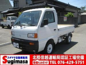 マツダ スクラムトラック 4WD