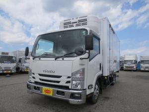 いすゞ エルフトラック  2t 冷蔵冷凍車ゲート付