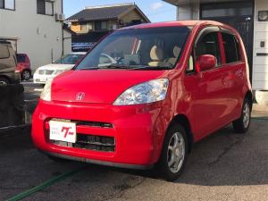 ホンダ ライフ 4WD車 ナビ ETC 13アルミ 検査R4年4月まで