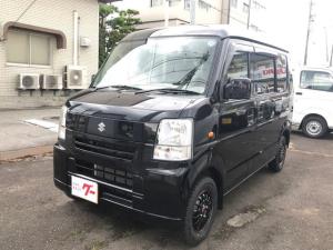 スズキ エブリイ JOIN 4WD車 マッドタイヤアルミ新品 検査R4年7月