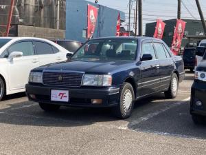 トヨタ クラウン スーパーデラックス ナビ ETC AW オーディオ付 AC AT パワーウィンドウ