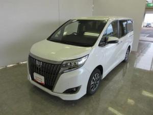 トヨタ エスクァイア Gi プレミアムパッケージ ブラックテーラード 試乗車