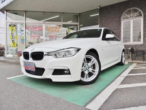 BMW 3シリーズ 320i Mスポーツ ACC ワンオーナー スタッドレス付