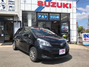 トヨタ ヴィッツ F スマイルエディション 4WD CD ETC スマートキー