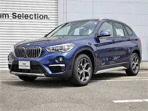 BMW X1 sDrive 18i xライン 認定中古車 ACC HUD