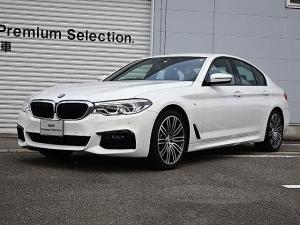 BMW 5シリーズ 523d Mスポーツ 認定中古車 元DC ACC HUD