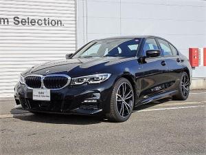 BMW 3シリーズ 320i Mスポーツ デビューPKG 純正地デジ 黒レザー