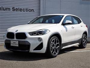 BMW X2 sDrive 18i MスポーツX 認定中古車 ACC
