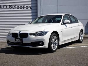 BMW 3シリーズ 320i スポーツ LCI アクティブクルーズコントロール LEDヘッドライト 社外地デジチューナー 純正HDDナビ バックカメラ 純正17インチアロイホイール ミラー内蔵型ETC 電動シート