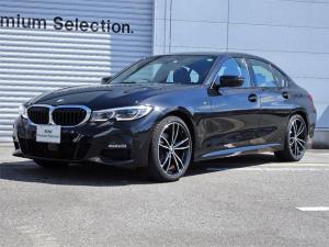 BMW 3シリーズ 320d xDrive Mスポーツ 認定中古車 元DC デビューパッケージ イノベーションパッケージ コンフォートパッケージ レーザーライト リバースアシスト 19インチアロイホイル アクティブクルーズコントロール ライブコクピット