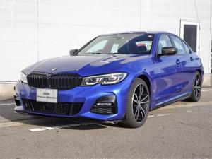 BMW 3シリーズ 320i Mスポーツ 純正HDDナビゲーション ミラー内蔵型ETC レーンチェンジウォーニング アクティブクルーズコントロール 全周囲カメラ 被害軽減ブレーキ 車線逸脱警告機能 電動テールゲート LEDヘッドライト