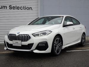 BMW 2シリーズ 218iグランクーペ Mスポーツ ナビパッケージ アクティブクルーズコントロール リバースアシスト 電動シート 純正18インチアロイホイール 純正HDDナビ バックカメラ LEDヘッドライト ミラー内蔵型ETC