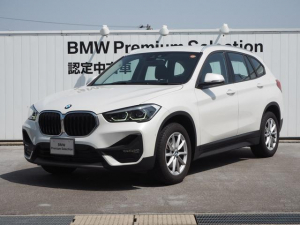 BMW X1 xDrive 18d 純正HDDナビゲーション ミラー内蔵型ETC LEDヘッドライト アクティブクルーズコントロール 被害軽減ブレーキ 車線逸脱警告機能 電動シート 電動テールゲート Bluetooth オートライト