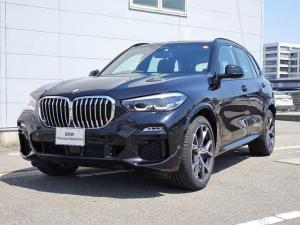 BMW X5 xDrive 35d Mスポーツ 純正HDDナビゲーション ミラー内蔵型ETC アクティブクルーズコントロール 電動サンルーフ 電動テールゲート 前後席シートヒーター 被害軽減ブレーキ 車線逸脱警告機能 LEDヘッドライト