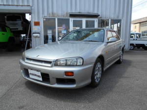 日産 スカイライン GT GT(5名) キーレス CD ABS デュアルエアバック オートエアコン パワステ パワーウィンドウ 4AT