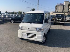 三菱 ミニキャブバン CD 4WD ハイルーフ オートマ 新品タイヤ 集中ロック