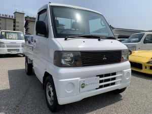三菱 ミニキャブトラック Vタイプ 4WD パワステ 5MT