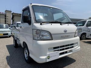 ダイハツ ハイゼットトラック エアコン・パワステ スペシャル 4WD 新品タイヤ 5MT