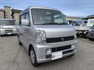 スズキ エブリイワゴン JP 4WD オートマ エアコン パワステ PW キーレスキー シートヒーター