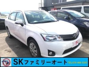 トヨタ カローラアクシオ 1.5X 4WD ETC オーディオ付 CVT 4WD 5名