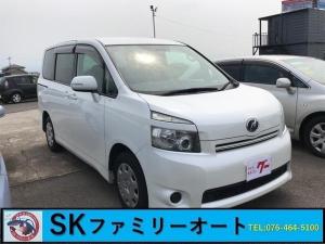トヨタ ヴォクシー X Lエディション 両側電動スライドドア ナビ ETC ミニバン AC CVT