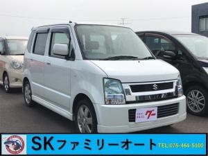 スズキ ワゴンR FX-Sリミテッド 4WD コラム4速AT CD MD キーレス アルミ
