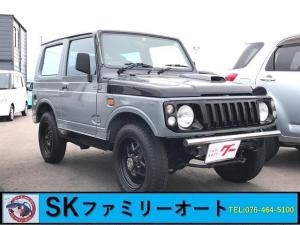 スズキ ジムニー XS 4WD エアコン 3速AT 令和2年12月