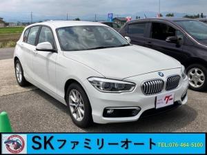 BMW 1シリーズ 118d スタイル ナビ ETC AW オーディオ付 AC AT パワーウィンドウ スマートキー 電動リアゲート 横滑り防止装置 Bluetooth接続