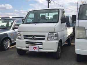 ホンダ アクティトラック アタック 4WD AC MT 軽トラック 2名乗り ホワイト