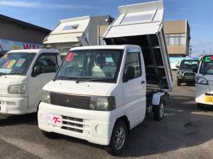 三菱 ミニキャブトラック ダンプ タイミングベルト交換 4WD エアコン パワステ アルミ