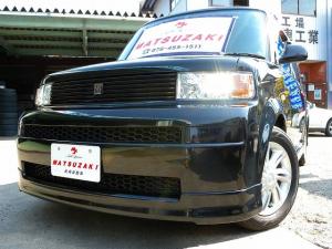 トヨタ bB S Wバージョン HIDセレクションII HDDナビ ONE