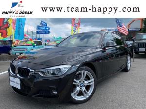 BMW 3シリーズ 320d Mスポーツ 後期モデル 純正i Driveナビ Bluetooth対応 Mスポ純正18AW アルカンターラスポーツシート ドライビングパフォーマンスコントロール パークディスタンス アクティブクルーズコントロール