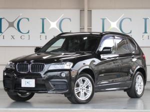 BMW X3 xDrive20dMスポーツPKG純正HDDナビTVBカメラ