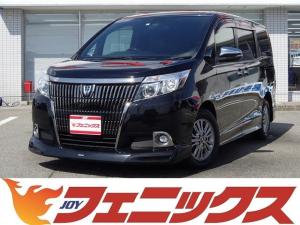 トヨタ エスクァイア Gi ブラックテーラード セーフティセンス黒革TVナビBカメ