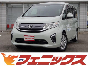 ホンダ ステップワゴン G・EX Hセンシング 4WD ナビ リアエンターテイメント