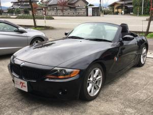 BMW Z4 2.5i 社外HDDナビ ETC付き 2set純正ホイール