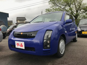 トヨタ WiLL サイファ 1.3L 純正ナビ キーレスエントリー ABS Wエアバッグ