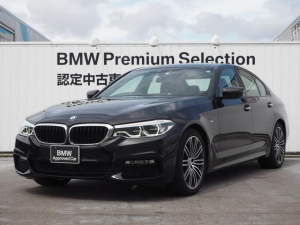 BMW 5シリーズ 530i Mスポーツ デモカー 液晶メーター 認定中古車