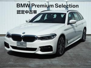 BMW 5シリーズ 523iツーリング Mスポーツ 19インチAW ACC
