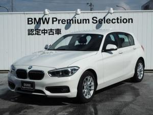 BMW 1シリーズ 118i LED 純正ナビ バックカメラ 認定中古車