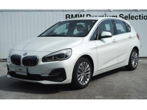 BMW 2シリーズ 218dアクティブツアラー ラグジュアリー 黒革 認定中古車