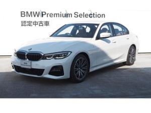 BMW 3シリーズ 320d xDrive Mスポーツ 茶革 ACC 認定中古車