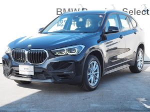 BMW X1 sDrive 18i LED 純正ナビ Bカメラ 認定中古車
