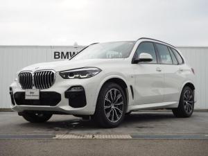 BMW X5 xDrive 35d Mスポーツ 黒革 ACC 認定中古車