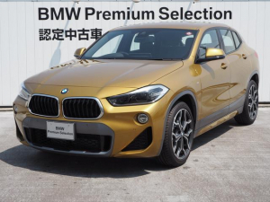 BMW X2 sDrive 18i MスポーツX ACC HUD認定中古車