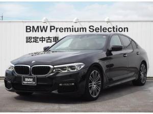 BMW 5シリーズ 523d Mスポーツ