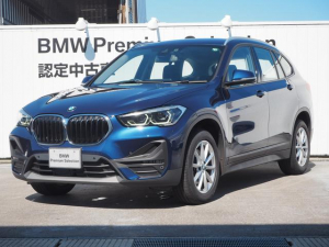BMW X1 xDrive 18d 認定中古車 アクティブクルーズコントロール コンフォートアクセス フロント電動シート オートマティックトランクリッドオペレーション リヤ・ビュー・カメラ (予想進路 表示機能付)LEDヘッドライト